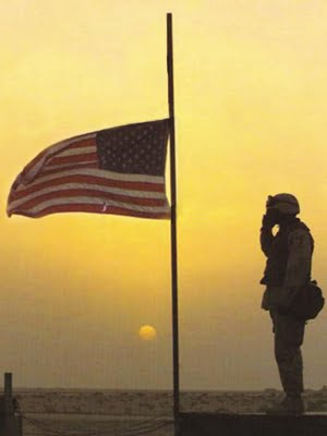 Memorial_Day_Art_American_Soldier_Salutes_Half_Mast_US_Flag-01.jpg