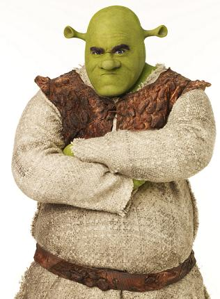 I Love you daddy shrek.