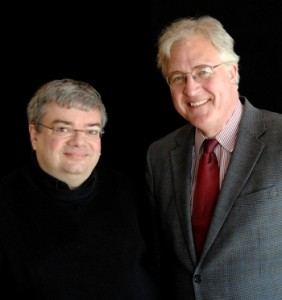 Librettist-Terry-Teachout-and-composer-Paul-Moravec