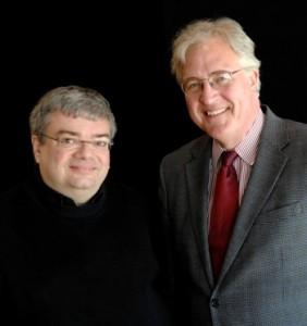 Librettist-Terry-Teachout-and-composer-Paul-Moravec