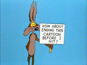 Wile-E.-Coyote-holdign-sign