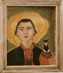 self-portrait19532