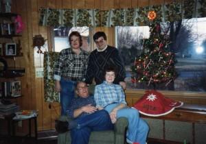 (7) CHRISTMAS AT HOME