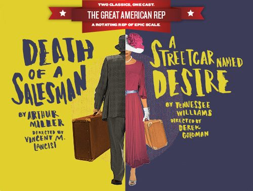 the american dream in the streetcar named desire and the death of a salesman