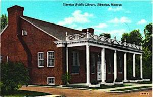 dr-jim-stamps-us-sikeston-public-library-linen-c-t-american-postcard-missouri-19d11ac42fa7c9293726254316ac962f