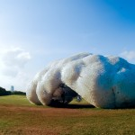 Studio Klimoski Chang Architects' Head in the Clouds at FIGMENT 2013