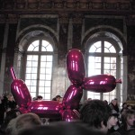 Jeff Koons Balloon Sculpture