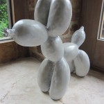 Concrete Koons-like sculpture on Ebay for $250.00