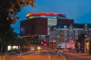 Olafur Eliasson, Your Rainbow Panorama, ARoS, Aarhus, Denmark, 2011