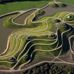 The Lady of Northumberlandia by Charles Jecnks, 2012, UK