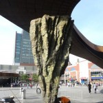 "Ursula von Rydingsvard's ""Ona"" in Brooklyn, USA, 2013"