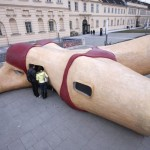 "Joep van Lieshout's ""BikiniBar"", Vienna, 2006"