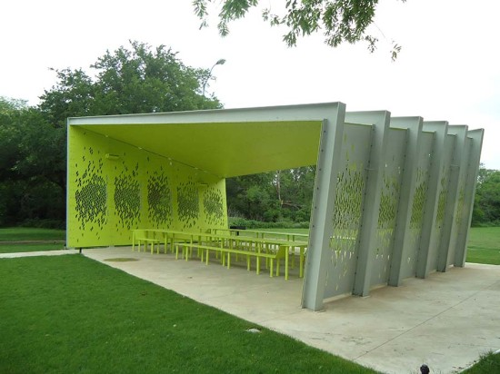 dallas park pavilions cooperjoseph outshines snohetta aesthetic grounds. Black Bedroom Furniture Sets. Home Design Ideas