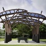 Dallas Pavilion, 2008, Laguarda‐Low Architects, Dallas