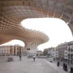 Metropol Parasol by JMAYER H, Seville, Spain
