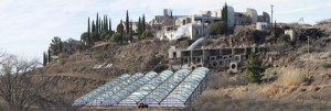 New Arcosanti Greenhouses
