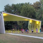 Dallas Pavilion, 2013 by Snohetta, Norway