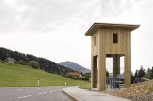 Alexander Brodsky, Bus Stop, Austria