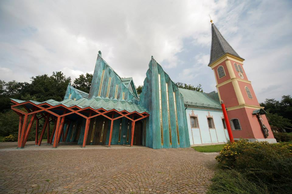 Ernst Fuchs Chapel, Graz, Austria