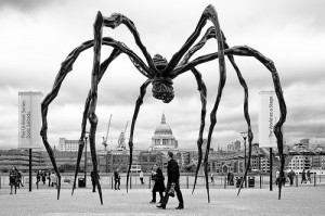 Louise Bourgeois Spider, 1996