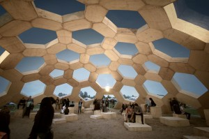 Plywood-Dome-Roskilde-Festival-2012