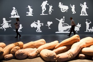 Kara Walker, Basel, 2014