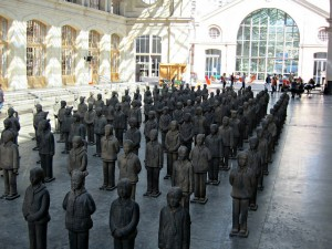 Prune Noury, Terracotta Daughters, France