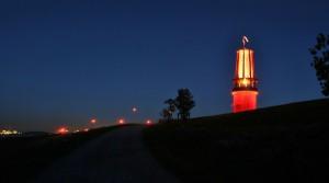 Otto Piene, Mining Lamp