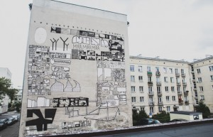 New Murals in Poland
