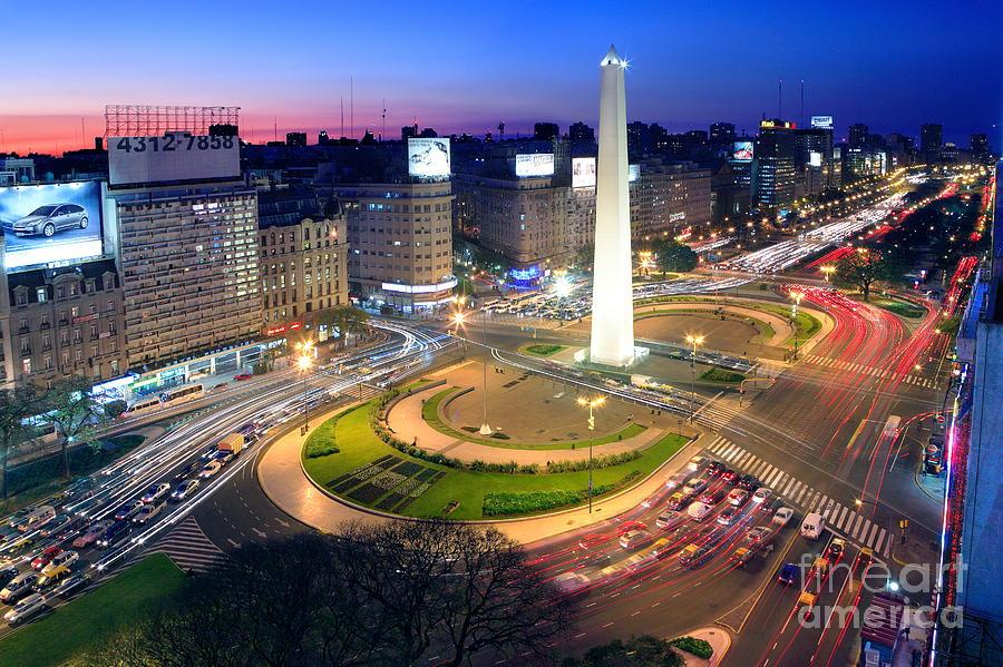Obelisco de Buenos Aires, 1936