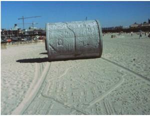 Carl Cheng, Santa Monica, 1988