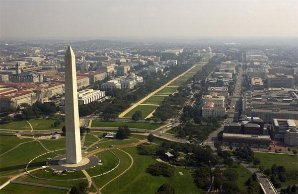 Washington Monument, 1848-1884