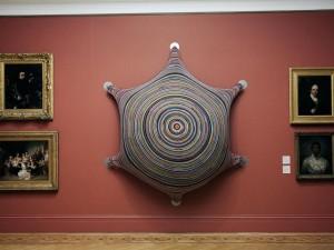 Joana Vasconcelos sy  Manchester Art Gallery