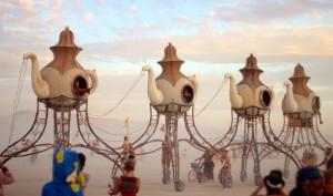 Burning Man, 2014