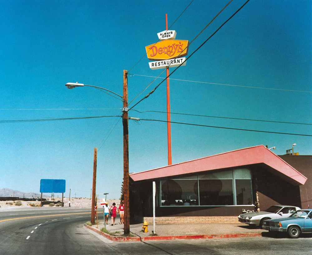 Aesthetic Grounds Wim Wenders 1980s Photography With Signs