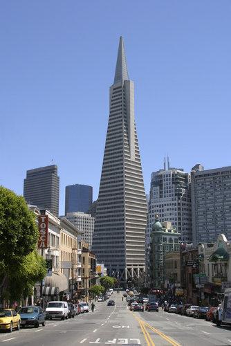 Transamerica in San Francisco