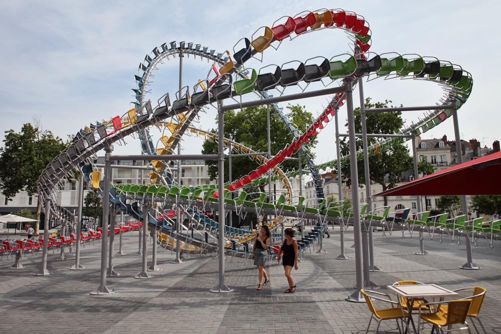 Baptiste Debombourg Nantes 2015 rollercoaste