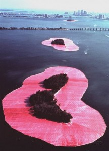 Islands by Christo, Poster $58