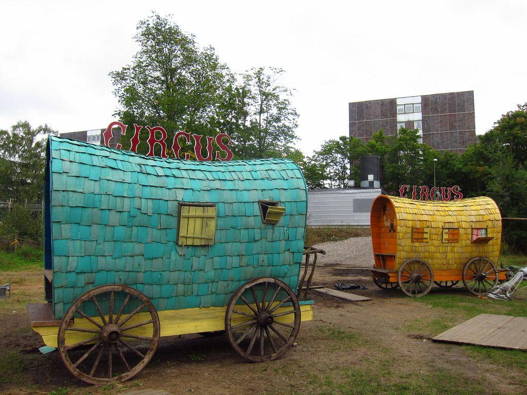 Circus in Turku, Finland