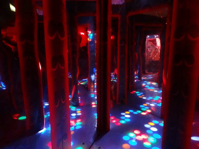 Other Funhouses – Mirror Rooms by Samaras, Kusama and ...