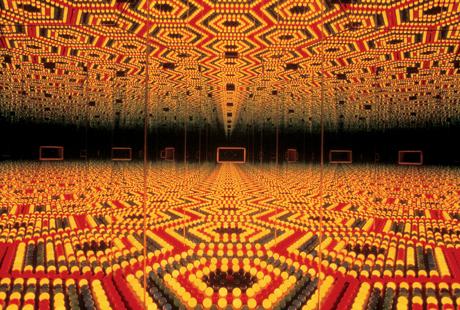 Yayoi Kusama Infinity Mirror Room 1996