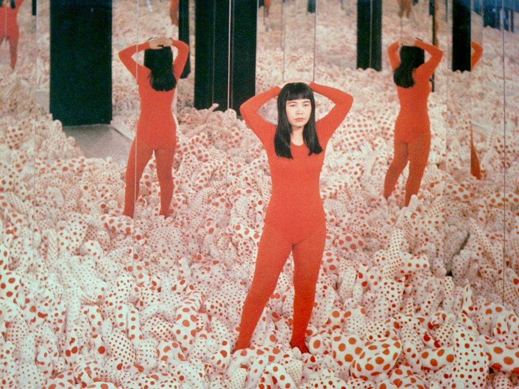 Yayoi Kusama Infinity Mirror Room 1965