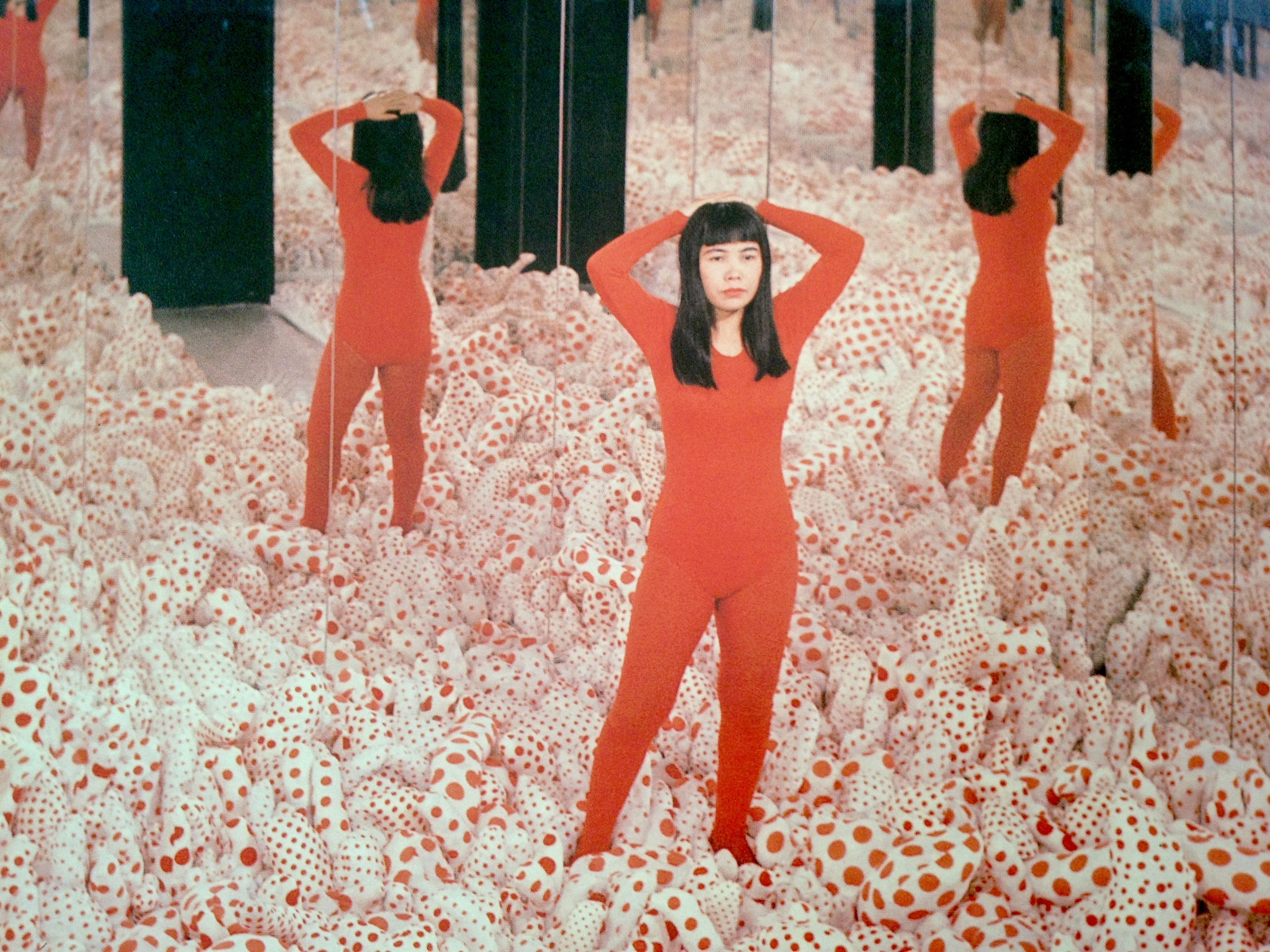 Other Funhouses Mirror Rooms By Samaras Kusama And