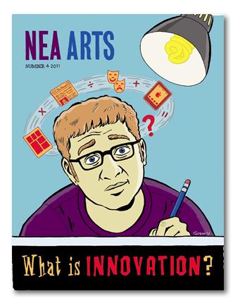 The NEA explores 'innovation'