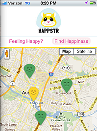 Find (and share) your happy place
