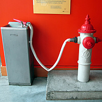MIT fire hydrant hack