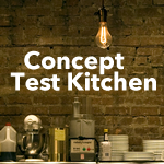 Concept Test Kitchen