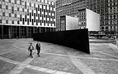 public art the titled arc by richard sierra Richard serra's tilted arc from 1981  it confuses the public and could  undermine the prestige that the artist (and the artist's team of advisors).