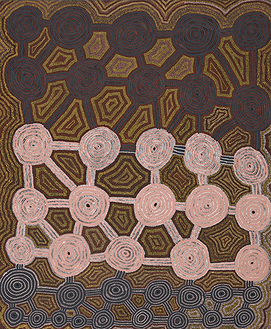 They were generated by other than aesthetic means. aboriginal-painting-2.jpg