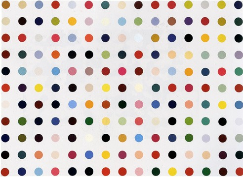 Hirst Hits the Spot